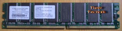 D30700032063005 PC2700 512MB DDR1 333MHz kompatibel mit Apple 64mx64* r183