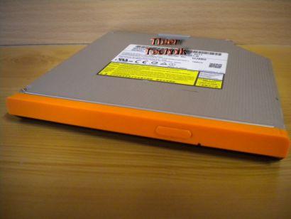 Panasonic UJ8B0 DVD-RW DL Slim Laptop Brenner Slim SATA orange* L742