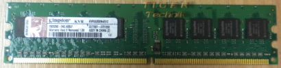 Kingston KVR533D2N4 512 PC2-4200U 512MB DDR2 533MHz 99U5316-023 A00LF RAM* r190