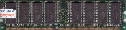 VData MDGVD6F3H4X10B1E0K PC3200 CL3 512MB DDR1 400MHz Arbeitsspeicher RAM* r195