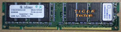 Infineon HYS64D64300HU-5-C PC3200U-30331-A0 512MB DDR1 400MHz RAM* r203