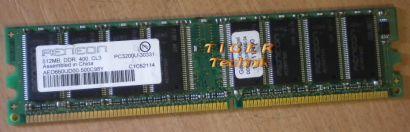 Aeneon AED660UD00-500C88X PC3200U-30331 CL3 0 512MB DDR1 400MHz RAM* r210