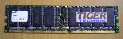 Samsung M368L322DTL-CB3 PC2100 512MB DDR1 266MHz Arbeitsspeicher* r215