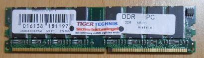 Matrix PC2700 512MB DDR1 333MHz Arbeitsspeicher doppelseitig 16M84X-6 Chips*r219