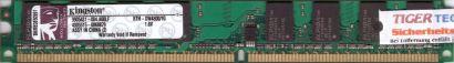 Kingston KTH-XW4300 1G PC2-5300 1GB DDR2 667MHz 9905431-004 A00LF RAM* r221