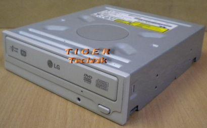 LG HL Data Storage GSA-H20L DVD-RW Brenner ATAPI IDE beige* L25