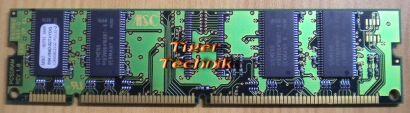MSC E5386394V-0X30 PC100-2 512MB SDRAM 100MHz mit Siemens Chip RAM* r225