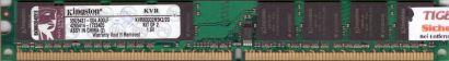 Kingston KVR800D2N5K2 2G PC2-6400 1GB DDR2 800MHz 99U5431-004 A00LF RAM* r235
