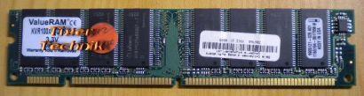 Kingston KVR100X64C2 512 PC100 non ECC 512MB SDRAM 100MHz Arbeitsspeicher* r252
