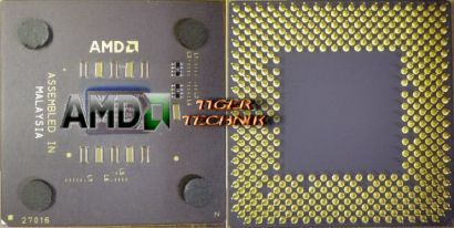CPU Prozessor AMD Duron 600MHz D600AST1B Sockel 462/A FSB200* c232
