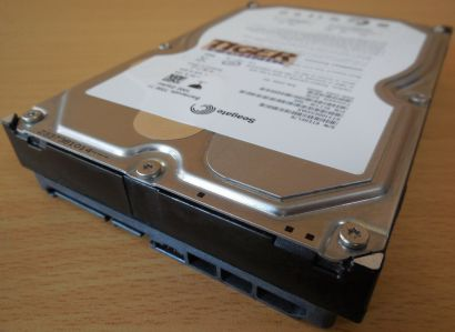 Seagate Barracuda 7200.11 ST31000333AS 9FZ136-568 SATA 1TB HDD Festplatte* f607