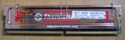 MDT M924-800-16 PC2-6400U CL5 1GB DDR2 800MHz Arbeitsspeicher* r256