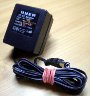 UHER AC ADAPTER AV41-094A-050T 9.4V 500mA Netzteil* nt794