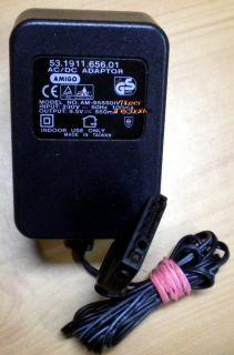 AMIGO AM-95550IV AC DC Adapter 9.5V 550mA 5.2VA Netzteil* nt796