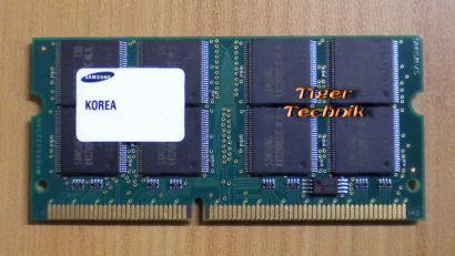 Samsung M464S3323CN0-L1L PC100 256MB SODIMM 100MHz Arbeitsspeicher* lr02