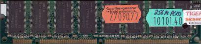 NoName PC133 256MB SDRAM 133MHz Arbeitsspeicher SD RAM mit Infineon Chips* r279