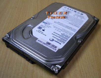 Seagate Barracuda 7200.9 ST3160812AS 160GB SATA HDD Festplatte* f613