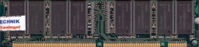 Infineon HYS64V32220GU-7-C2 PC133 256MB SDRAM 133MHz Arbeitsspeicher RAM* r281