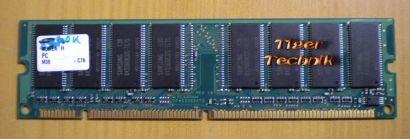 Samsung M366S3253DTS-C7A 0228 PC133U-333-542  256MB SDRAM 133MHz RAM* r286