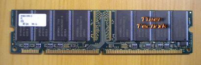 HYUNDAI HYM71V32635 AT8-H AA PC133U-333-542 CL3 256MB SDRAM 133MHz RAM* r295