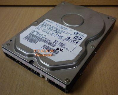 Hitachi Deskstar IC35L060AVV207-0 Festplatte PC HDD*IDE*41.1GB*3,5 f70