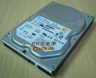 """ExcelStor Jupiter J880 Callisto 80GB 3,5"""" IDE Festplatte Computer HDD 80GB* f45"""