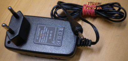 KZ328FK AC DC Adapter 12V 1500mA Netzteil* nt837