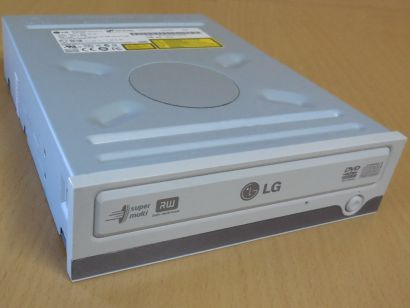 LG HL Data Storage GSA-4163B DVD-RW DL Brenner ATAPI IDE weiss grau* L309