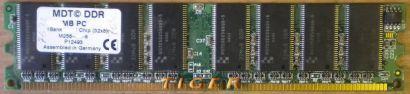 MDT MDT33S12880-7.5 PC133  256MB SDRAM 133MHz RAM* r315