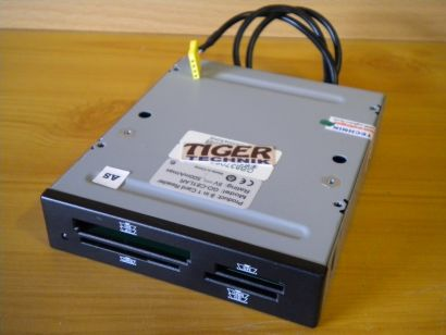 Gigabyte Packard Bell GO-C81LAR 8 in 1 Card Reader Kartenlesegerät schwarz* kl15