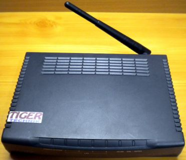 ZyXEL Arcor-DSL WLAN-Modem 100 ADSL 10/100-Mbit/s 4-Port* nw361