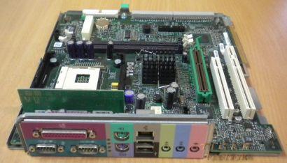 Dell Optiplex GX240 Mainboard 03E078 rev. A00 auf Schiene * m43