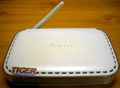 108 Mbps Wireless Firewall Router WGT624 v3* nw367