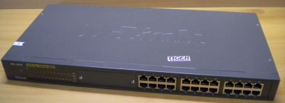 D-Link DES-1024R+ 10 100Mbps 24port Fast Ethernet Netzwerk Switch* nw500