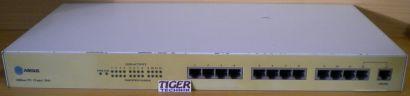 ARGUS 100Base-TX 12-port PN 7747900043 Ethernet Netzwerk Hub* nw502
