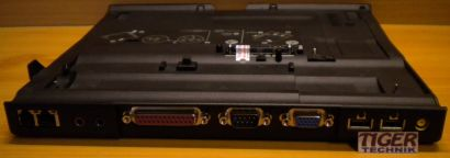 IBM Lenovo ThinkPad X6 UltraBase Dockingstation für X60 X60s X61 X61s* nb20