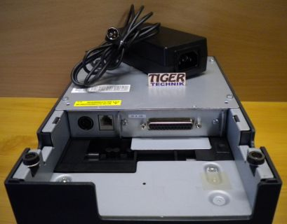 EPSON TM-U220D M188D RS-232 Bondrucker Thermal Printer schwarz* dr01