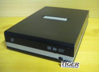 Toshiba Samsung SE-S164 writemaster lightScribe External DVD-RW DL Brenner* L326
