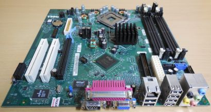 Dell Dimension 5000 Mainboard 0W5363 RevA00 Sockel 775 PCIe DDR2 Intel 915G*m652