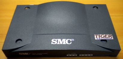SMC SMC7404BRB ADSL Barricade Router Printerserver 4x Lan* nw375