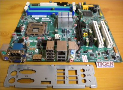 Lenovo MTQ45MK L-IQ45 Panda Rev 1.2 89Y9301 Intel Q45 Mainboard So775 DDR3* m663