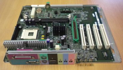 Dell Dimension 4300 Mainboard 9J455 09J455 rev. a01 auf Schiene m56