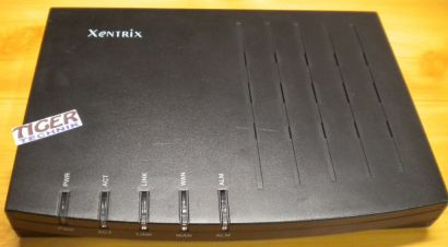 Xentrix XAVi Technologies Corporation 7001-B ADSL Modem* nw409