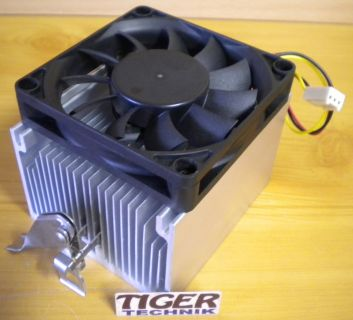 Original Acer Aspire M1100 3pol CPU Kühler Foxconn HI.12900.002 Sockel AM2* ck02
