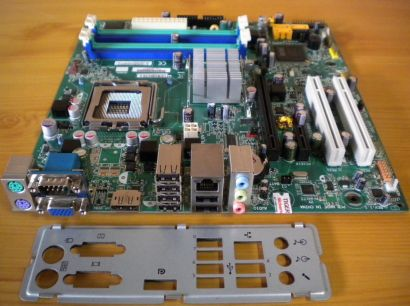 Lenovo MTQ45MK L-IQ45 Panda Rev 1.1 64Y9766 Intel Q45 Mainboard So775 DDR3* m668