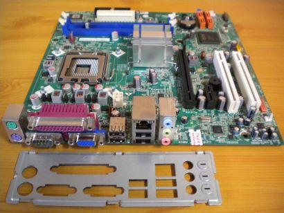 Lenovo L-IG41M Rev 1.1 71Y6838 Mainboard +Blende Intel G41 Sockel 775 DDR2* m669