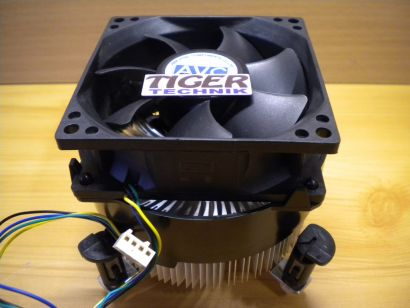 AVC A7225NC 80mm 4-pol Sockel 775 Prozessorkühler CPU Kühler* ck03