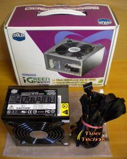 Cooler Master RS-430-ASAA iGreen Power 17 dBA 430 Watt PC Netzteil in OVP* nt350