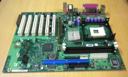 FSC Fujitsu Siemens D1547-A21 GS 3 Mainboard Motherboard mit Blende * m63