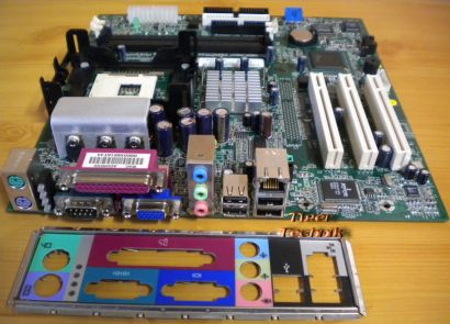 Dell Dimension 2400 Mainboard 0G1548 Rev A00 Sockel 478 VGA LAN Audio PCI* m679